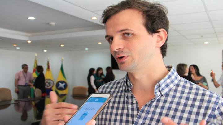 Este es el alcalde provisional para Bucaramanga
