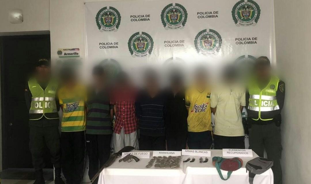 Así robaban en veredas de Málaga y la provincia, fueron detenidos