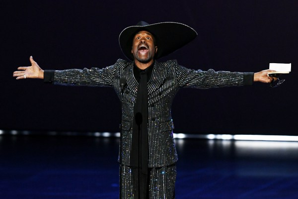 Hats Off To Billy Porter! Actor,