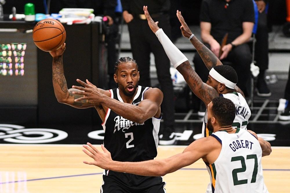 Αποτέλεσμα εικόνας για LA Clippers - Utah Jazz 116-112