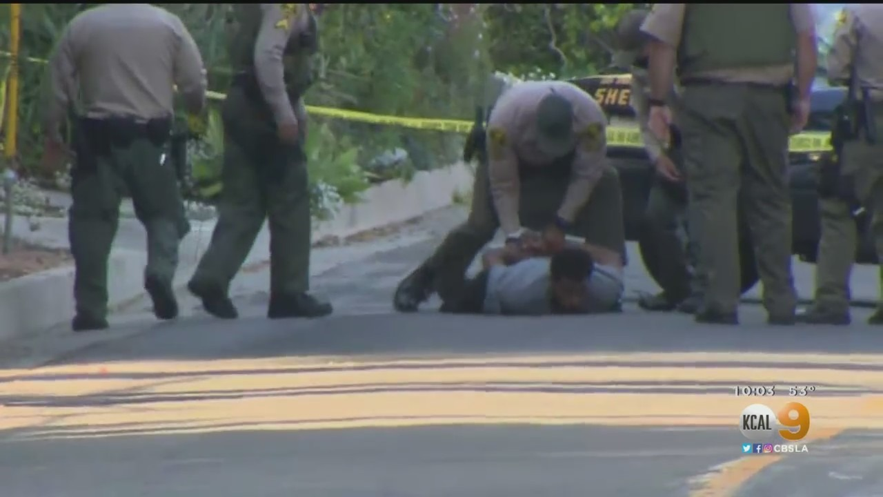 2 fatally stabbed to death at Altadena home in incident partially witnessed on Zoom