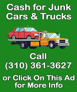 Cash for Junk Cars Los Angeles