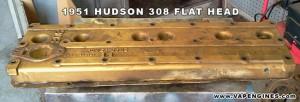 1951 Hudson 308 flat head