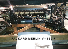 packard merlin engine