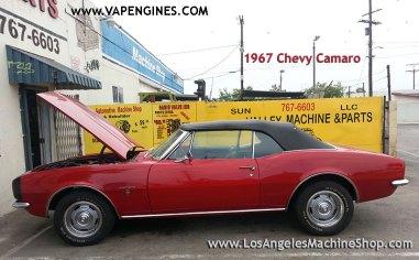 1967 chevy camaro
