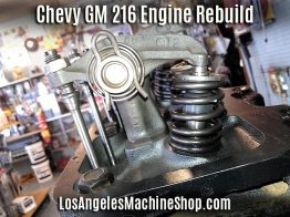 Chevy GM cylinder head parts