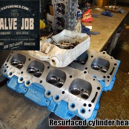 buick special 264 resurfaced cylinder heads