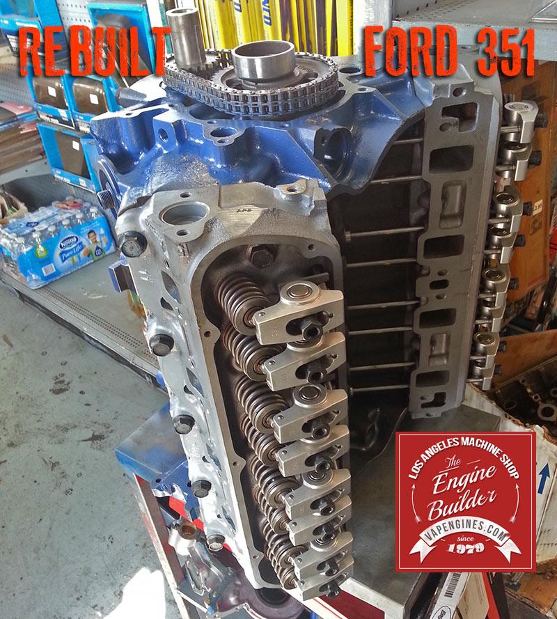 1968 Ford 351 5.8 v8 windsor engine
