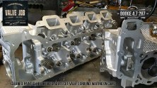 Rebuild Dodge 4.7 high output cylinder heads
