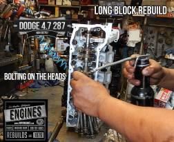 Bolting on heads- Dodge 4.7 HO engine