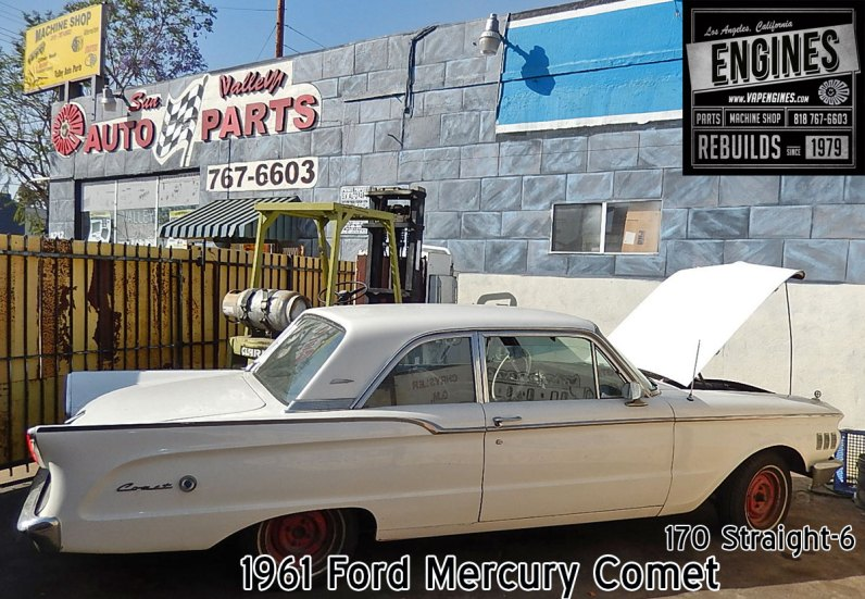 1961 Ford Mercury Comet 170