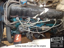 Mercury comet 170 before pull