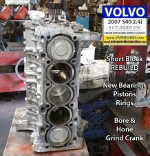 Volvo S40 pistons