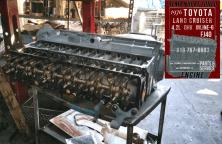 Remanufactured 76 toyota FJ40 engine