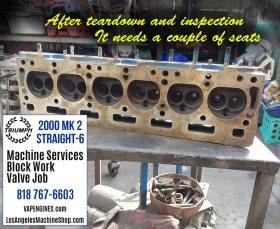 triumph 2000 mk 2 cylinder head