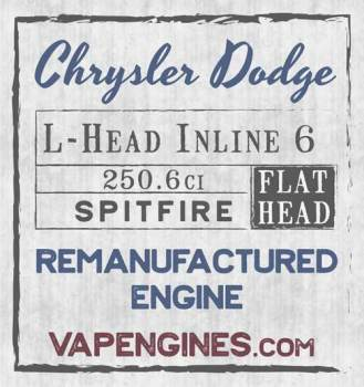 Chrysler 251 Engine Builder