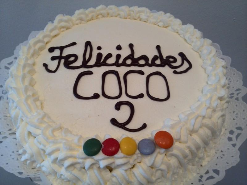 Felicidades Coco
