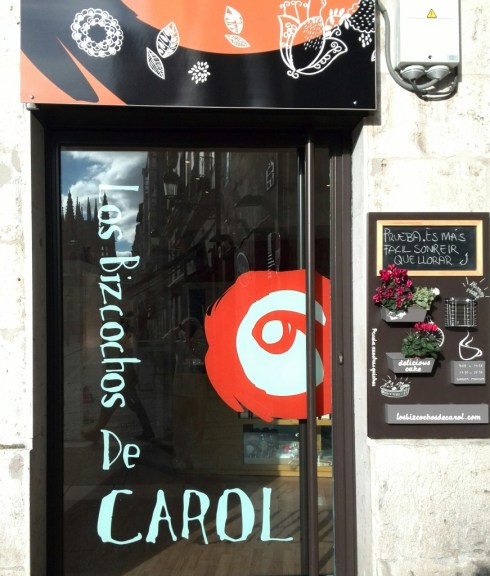 Puerta Los Bizcochos de Carol