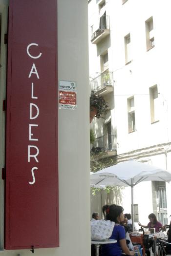 calders bar