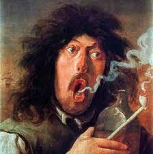 il_fumatore_louvre fumo