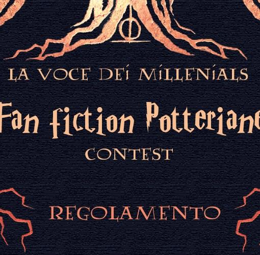 FAN FICTION POTTERIANE - HARRY POTTER - CONTEST