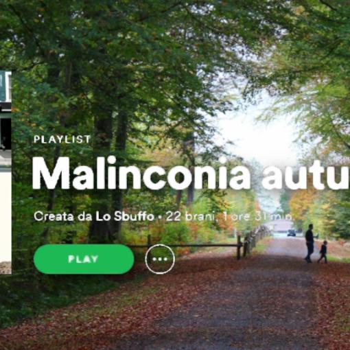Playlist spotify autunno