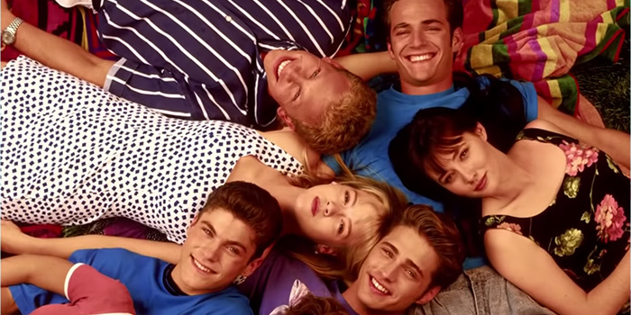 Beverly Hills 90210 reboot BH90210