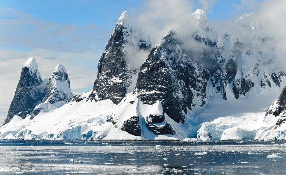 i ghiacci della Terra