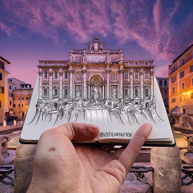 Pietro Cataudella Sketch