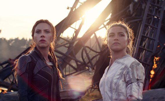 Film serie tv luglio 2021 Black Widow