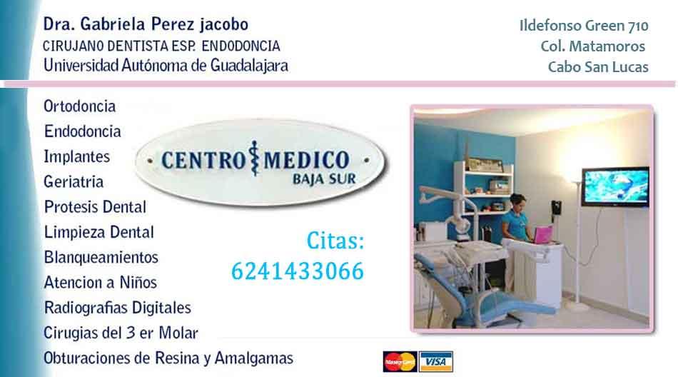 Dra Gabriela Perez Jacobo