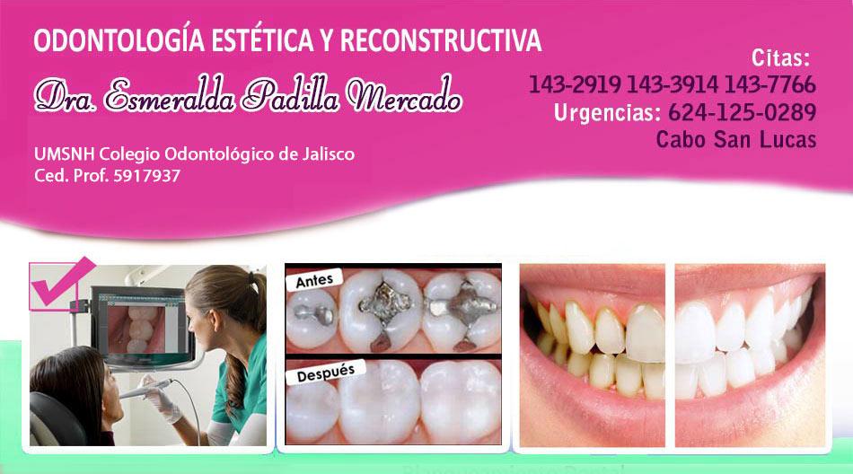 Dra Esmeralda Padilla Mercado
