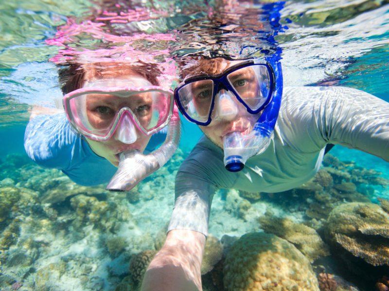 Cabo Escape Snorkeling