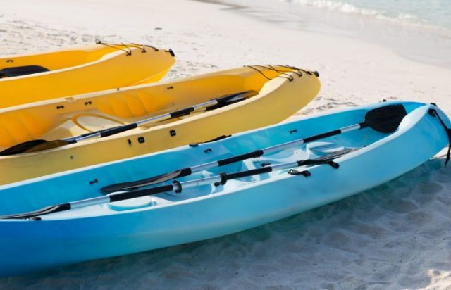 Tio Sports Kayak Tour