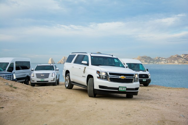 Transportation Services in Cabo San Lucas