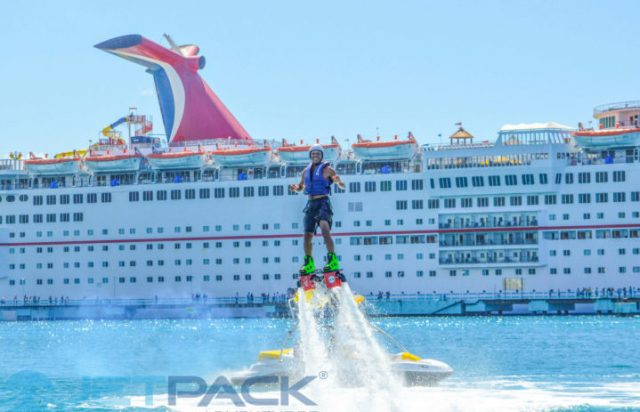 Jet Pack Adventure Flyboard