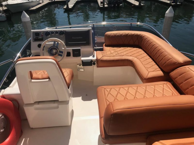 42 Ft Azimut Cabo San Lucas Private Charters 2