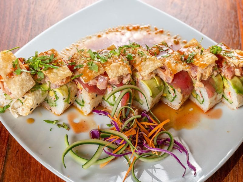 Fabric Sushi Bar 1