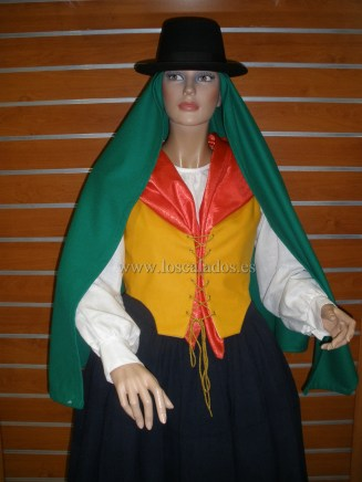 Mujer de Chasna