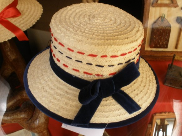 Sombrero de mujer Icod el Alto, Pavera