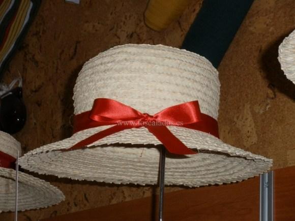 Sombrero de Vendimiadora