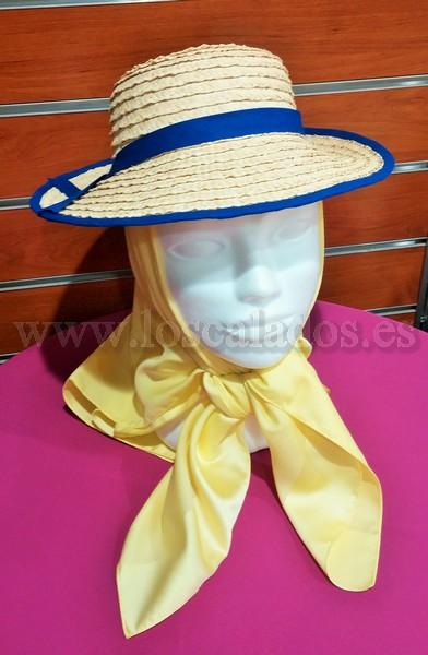 Sombrero de traje de La Gomera