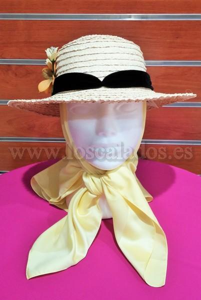 Sombrero del traje de El Hierro