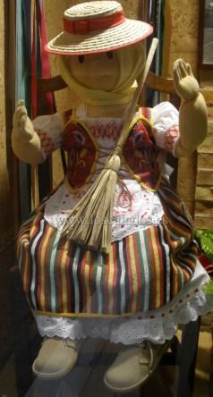 Mujer de La Orotava