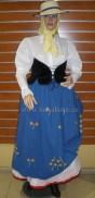Mujer de La Gomera