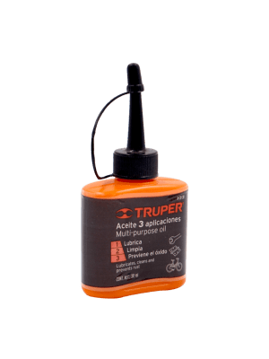 Aceite 3 en 1 Truper 30mL