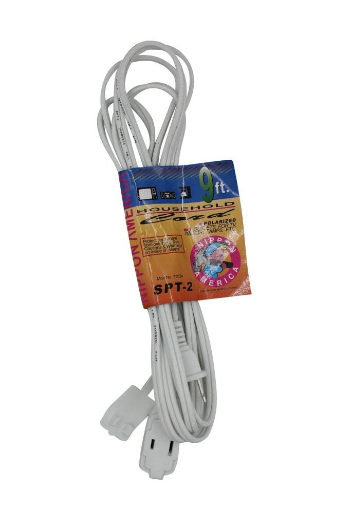 EXTENSION ELECTRICA 9FT