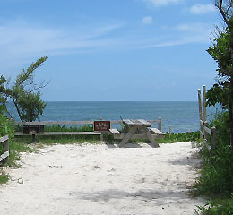 Camping en Big Pine Key y los Lower Keys