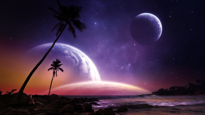 Breathtaking Spacescapes By Digital Artist MachiavelliCro