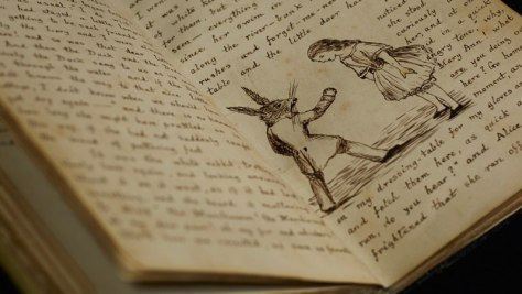 alice-in-wonderland-manuscript-goes-online